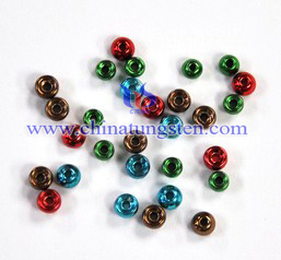 Tungsten Montana Fly Lucent Beads