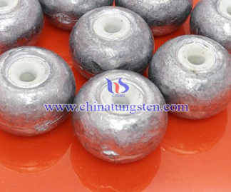 Tungsten Fishing Beads Picture